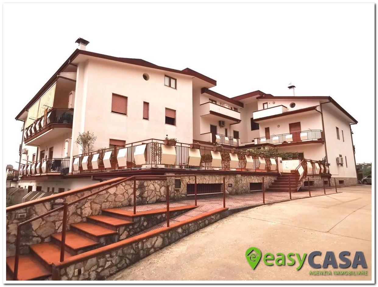 Sottotetto abitabile a Montecorvino Pugliano (SA)