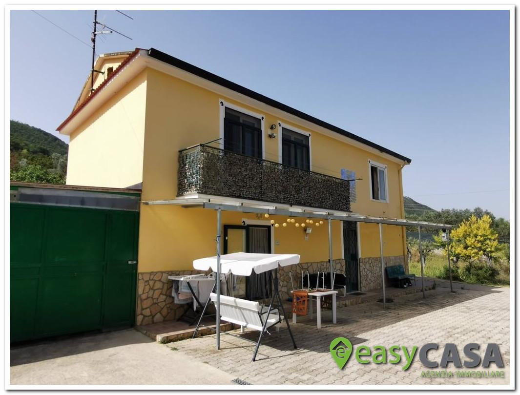 Casa indipendente a Montecorvino Rovella (SA)